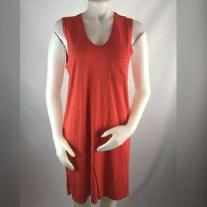 J. Crew Factory Sleeveless Pocket Dress